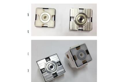 接线盒磁性固定装置