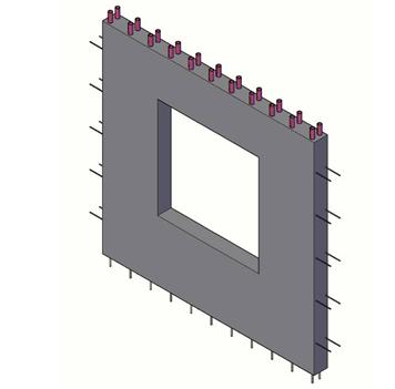 《灌浆套筒剪力墙安装施工技术标准》中期成果